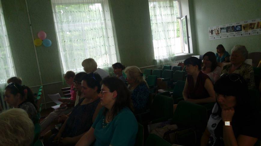 В Красноармейской школе №4 отчитались об итогах учебного года, фото-21