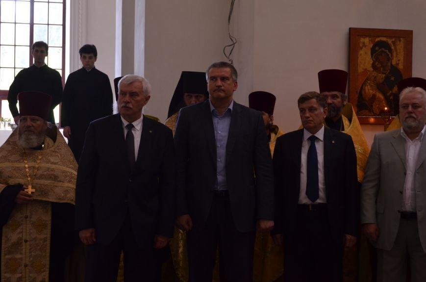 Аксенов приложился к святыне, прибывшей из  Санкт-Петербурга (ФОТО), фото-9