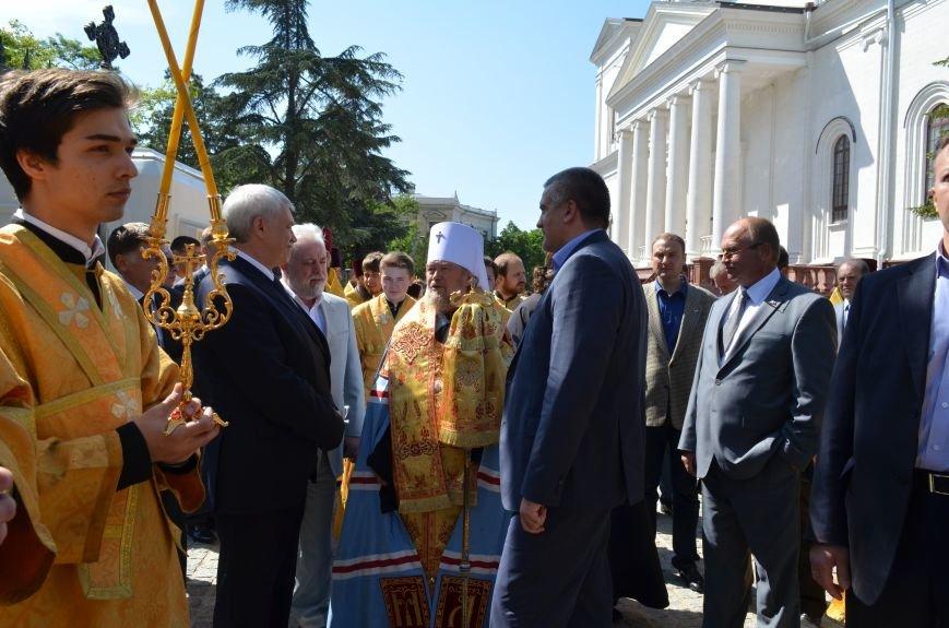 Аксенов приложился к святыне, прибывшей из  Санкт-Петербурга (ФОТО), фото-4