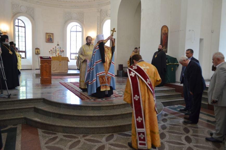 Аксенов приложился к святыне, прибывшей из  Санкт-Петербурга (ФОТО), фото-5