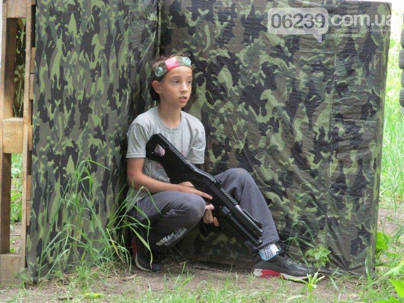 Второй детский турнир по увлекательному Лазертагу в Красноармейске, фото-7