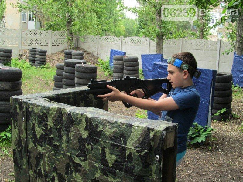 Второй детский турнир по увлекательному Лазертагу в Красноармейске, фото-4