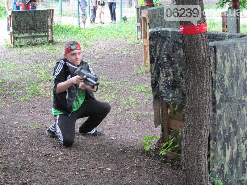 Второй детский турнир по увлекательному Лазертагу в Красноармейске, фото-5