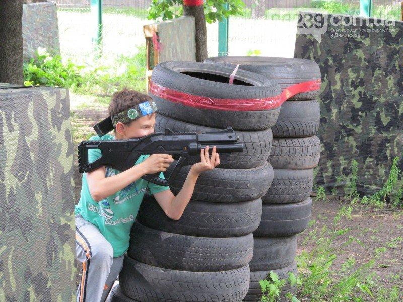 Второй детский турнир по увлекательному Лазертагу в Красноармейске, фото-2