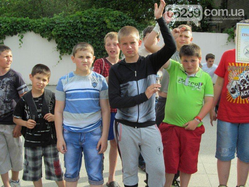 Второй детский турнир по увлекательному Лазертагу в Красноармейске, фото-11