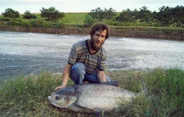В Салгире начали ловить крупную рыбу и сплавляться по реке на матрасах (ФОТОФАКТ) (фото) - фото 6