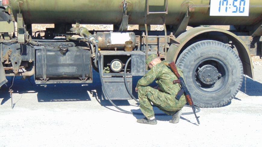 Батальон «Днепр -1» и «Мариупольская Дружина» опасно пересеклись на продаже бензина (ФОТОРЕПОРТАЖ) (фото) - фото 13