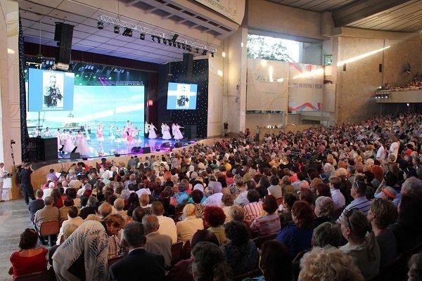 В Ялте  открыли IX международный фестиваль «Великое русское слово» (фото) - фото 1