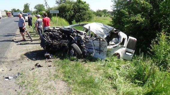 В Кременчугском районе произошло смертельное ДТП (ФОТО) (фото) - фото 1