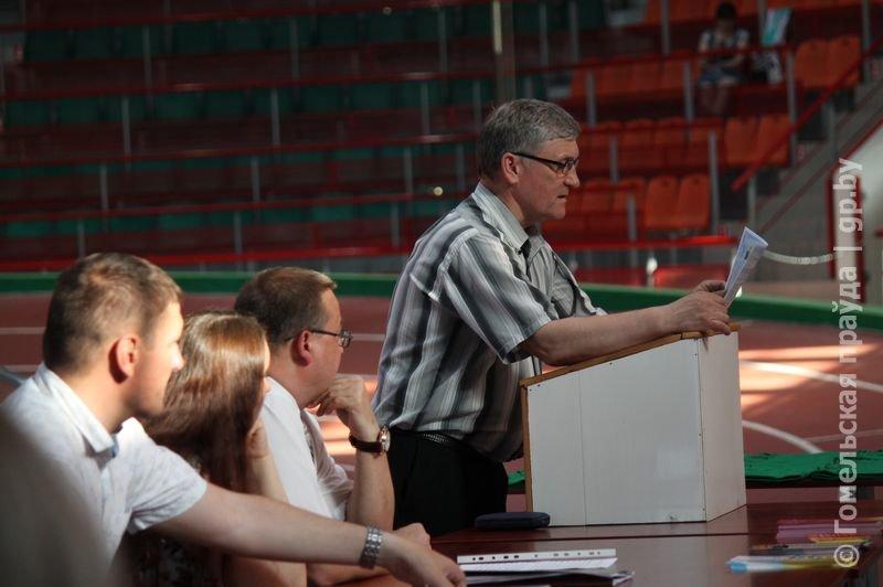 В гомельском Дворце легкой атлетики прошла акция «Стоп допинг» (фото) - фото 6