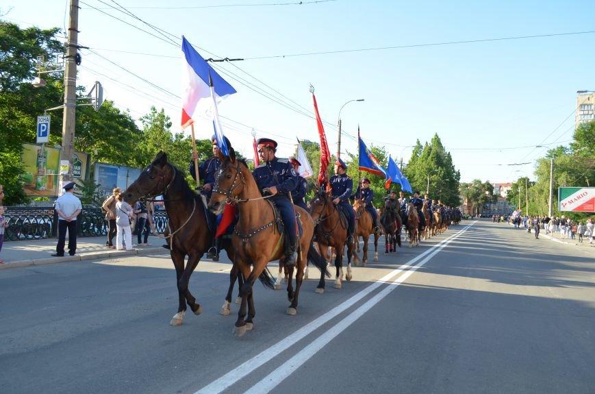 Многотысячным шествием и концертом отпраздновали День города Симферополя (ФОТОРЕПОРТАЖ, ВИДЕО), фото-9