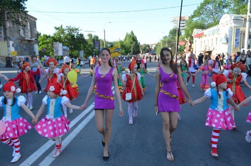 Многотысячным шествием и концертом отпраздновали День города Симферополя (ФОТОРЕПОРТАЖ, ВИДЕО), фото-5