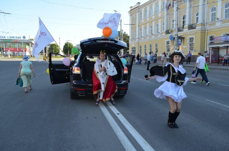 Многотысячным шествием и концертом отпраздновали День города Симферополя (ФОТОРЕПОРТАЖ, ВИДЕО), фото-6