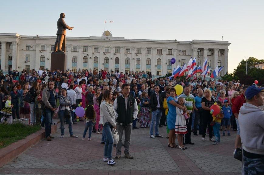 Многотысячным шествием и концертом отпраздновали День города Симферополя (ФОТОРЕПОРТАЖ, ВИДЕО), фото-19