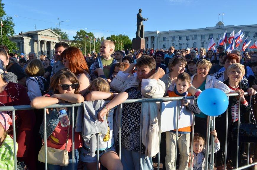 Многотысячным шествием и концертом отпраздновали День города Симферополя (ФОТОРЕПОРТАЖ, ВИДЕО), фото-12