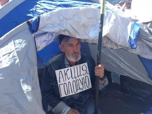 В Киеве голодуют против власти (фото) - фото 1