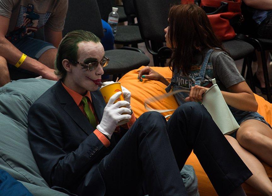 ComicCon: дефиле супергероев, игры и лекции (ФОТОРЕПОРТАЖ) (фото) - фото 1