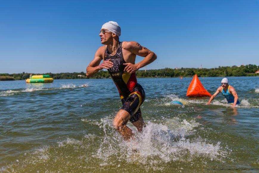 В Харькове прошли первые соревнования по триатлону (ФОТО) (фото) - фото 1