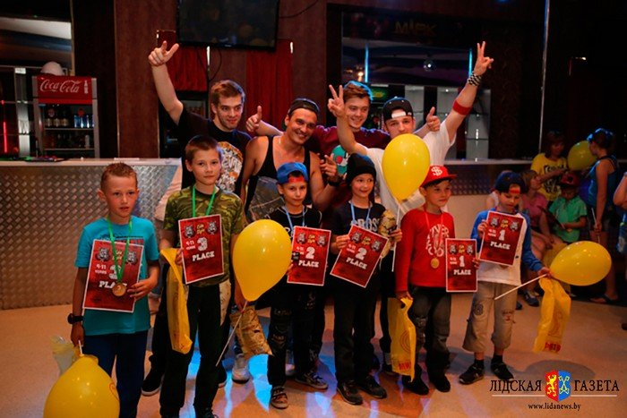 Фоторепортаж: гродненцы приняли участие в фестивале по брейк-дансу в Лиде (фото) - фото 19