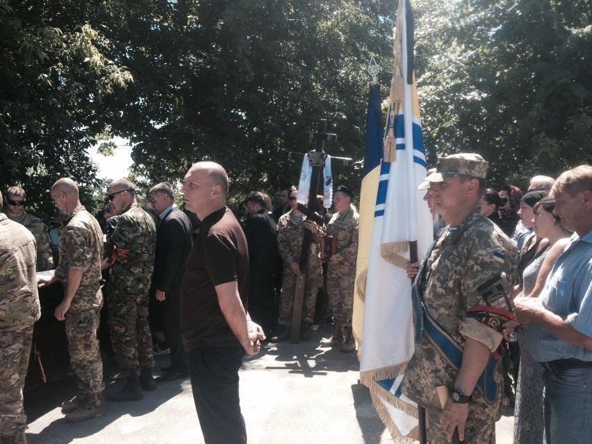 Николаевщина провела в последний путь капитана очаковского спецназа (ФОТО), фото-4