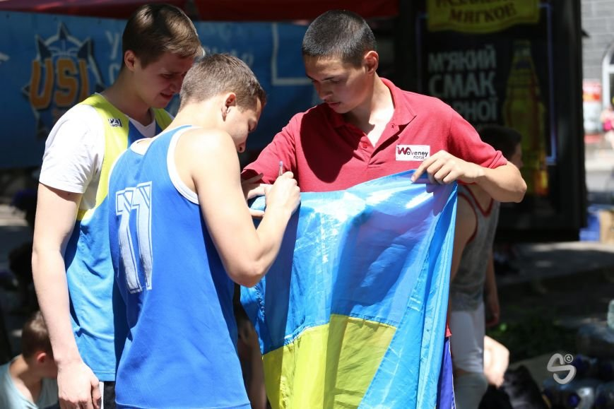 В Николаеве определили сильнейших в стритболе (фото) - фото 2
