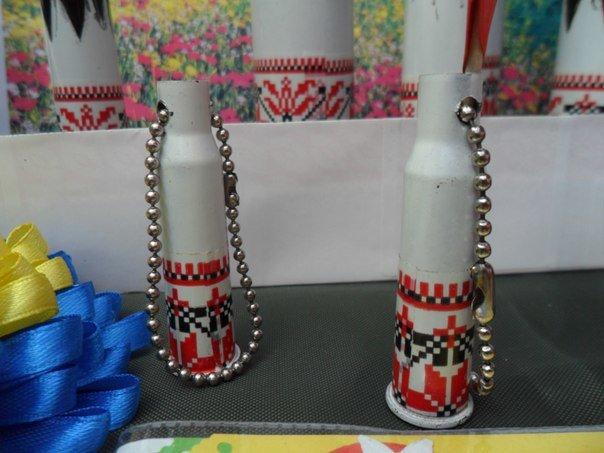 У Львові з бойових гільз зробили вази та підвіски (ФОТО+ВІДЕО) (фото) - фото 1