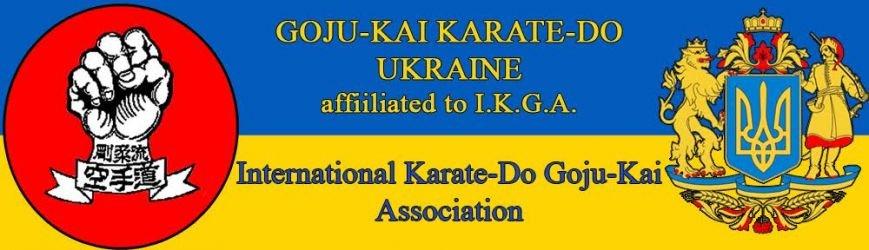 Ильичевская команда сразилась на чемпионате Укораины по Годзю-рю каратэ (фото) - фото 1