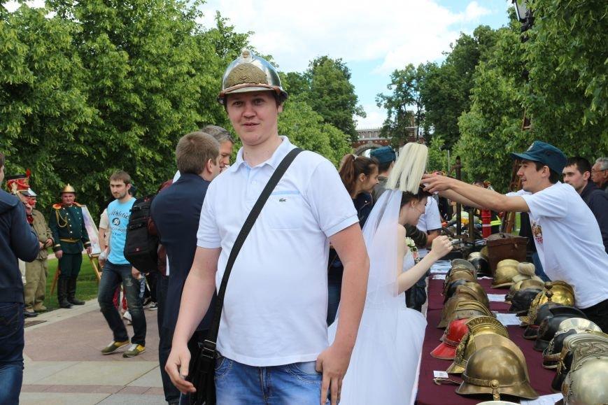 Сотрудники МЧС отпраздновали 211-ю годовщину со дня образования пожарной охраны г. Москвы, фото-5