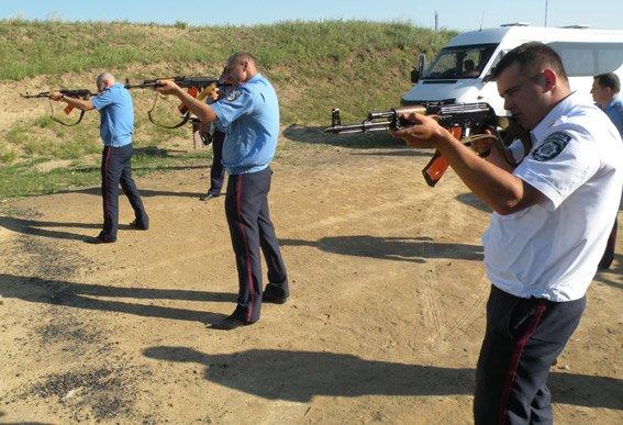 15 добровольцев ГАИ Николаевщины снова отправились в зону АТО (фото) - фото 4
