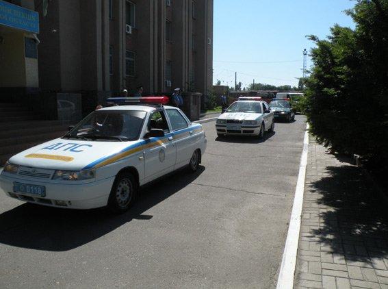 15 добровольцев ГАИ Николаевщины снова отправились в зону АТО (фото) - фото 5