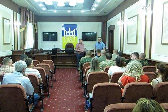 Прикарпатські правоохоронці повернулися із зони АТО (фото) - фото 3
