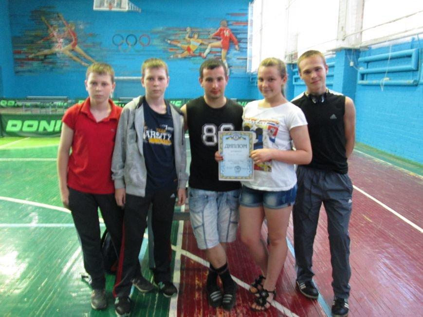 Команда спортсменов Красноармейска успешно выступила на соревнованиях по настольному теннису, фото-1
