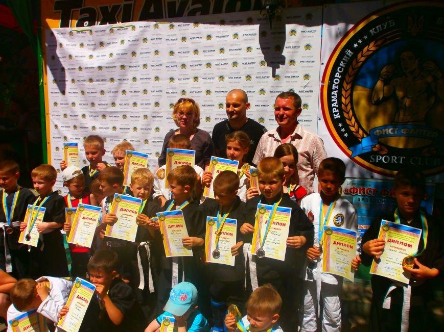 В Краматорске состоялся региональный турнир по рукопашному бою (фото) - фото 3