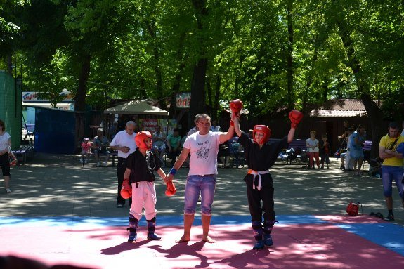В Краматорске состоялся региональный турнир по рукопашному бою, фото-4