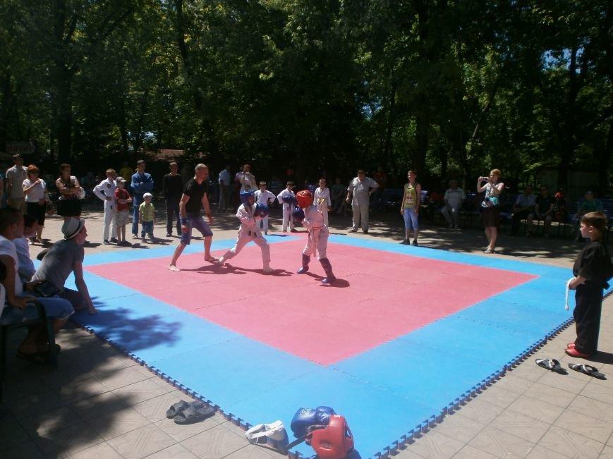 В Краматорске состоялся региональный турнир по рукопашному бою (фото) - фото 1