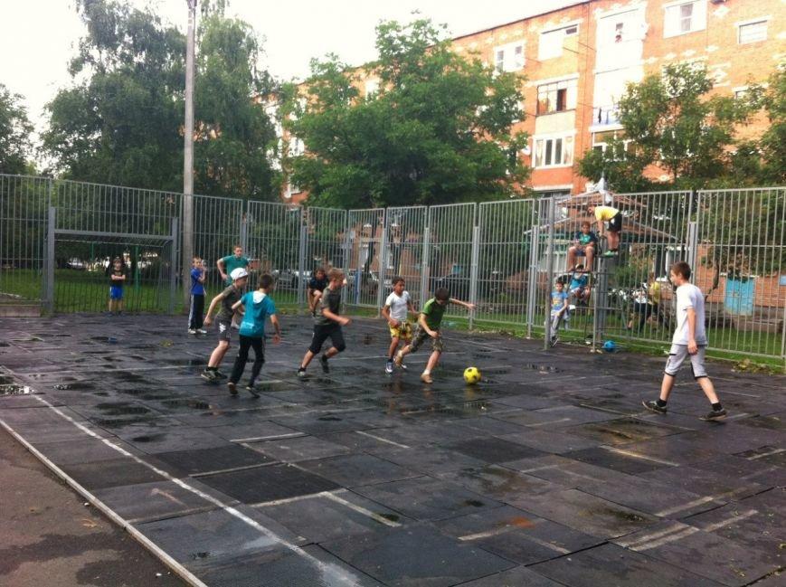 В Лабинске команды летних площадок соревнуются в футбольном мастерстве (фото) - фото 1