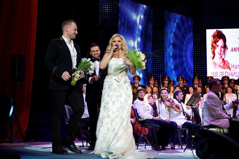 Концерт Наталии Шелепницкой «Музика єднає нас» (фото) - фото 1