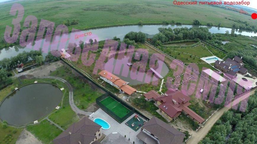 В соцсетях опубликовали фото шикарного особняка одесского эколога (ФОТО) (фото) - фото 1