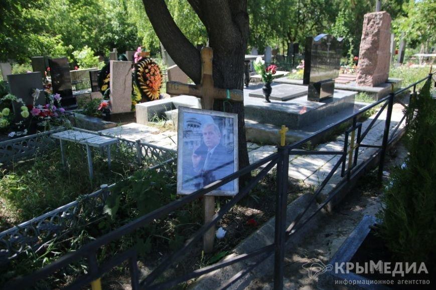 Бывшему мэру Симферополя поставили памятник (ФОТОФАКТ) (фото) - фото 4