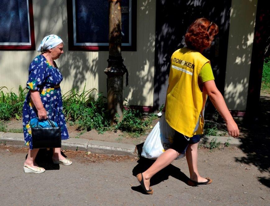 Жители Краснодона получат от Гуманитарного штаба Ахметова более 5000 продуктовых наборов, фото-2