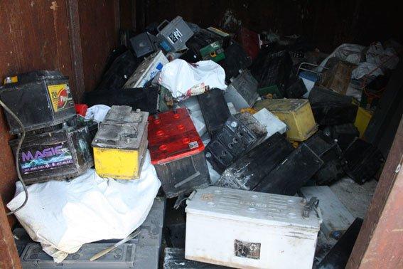Кременчугская милиция «прикрыла» точку приёма металлолома и цветных металлов (ФОТО) (фото) - фото 1