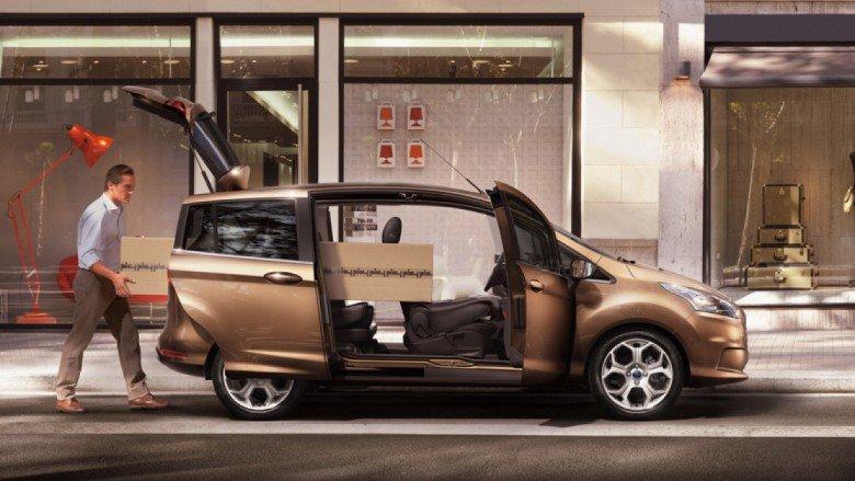 Горячее предложение в автоцентре Ford «Аэлита»: скидка на Focus 10%, на B-Max 21 %* (фото) - фото 2