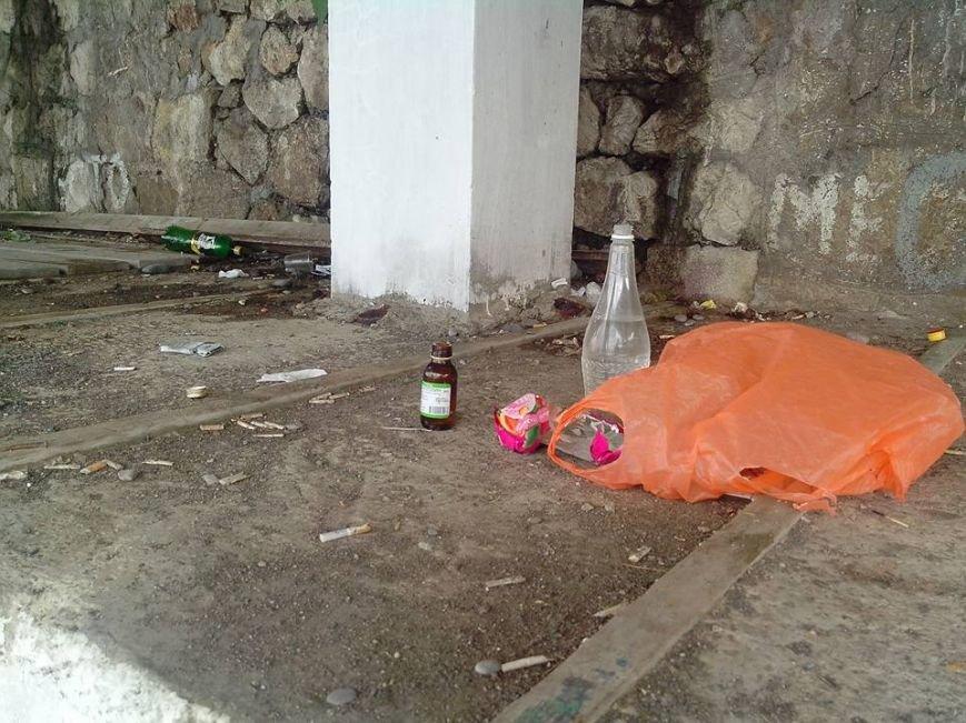Крымские пляжи утопают в мусоре. Власти республики получают массу жалоб от жителей и гостей полуострова (ФОТО), фото-2