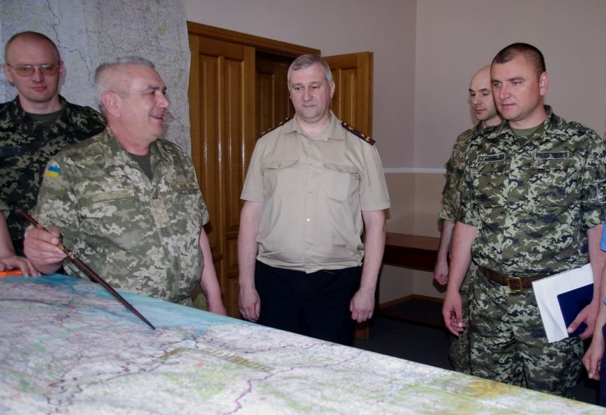В Одесской области создают свои ополчения (ФОТО) (фото) - фото 1
