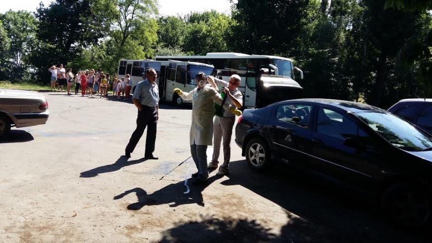 Сьогодні у Львові почали обробляти від кліщів  «Зубру», «Погулянку» та «Майорівку» (ФОТО) (фото) - фото 1