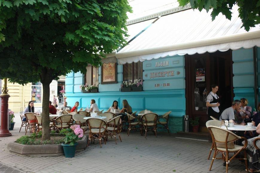 У Івано-Франківську виконком погодив розміщення та облаштування торгових майданчиків на території міста