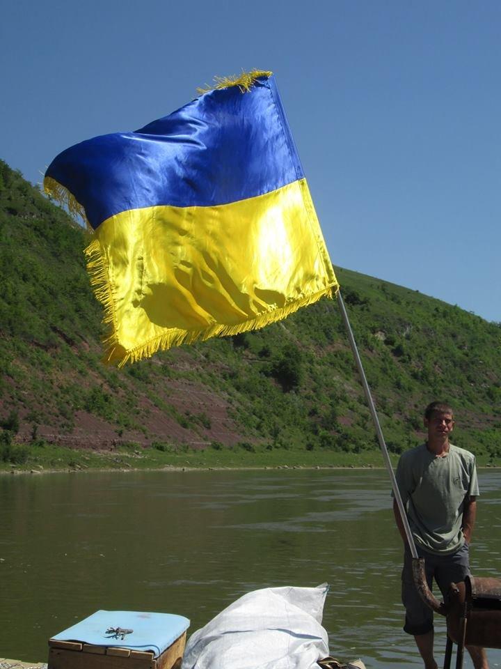 Для тернопільських бійців АТО та їхніх сімей влаштували незабутній сплав по річці Дністер (фото) (фото) - фото 2