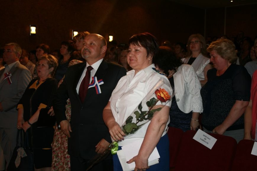 В новой Москве в Троицке прошла торжественная церемония награждения в преддверии Дня России (ФОТО), фото-3