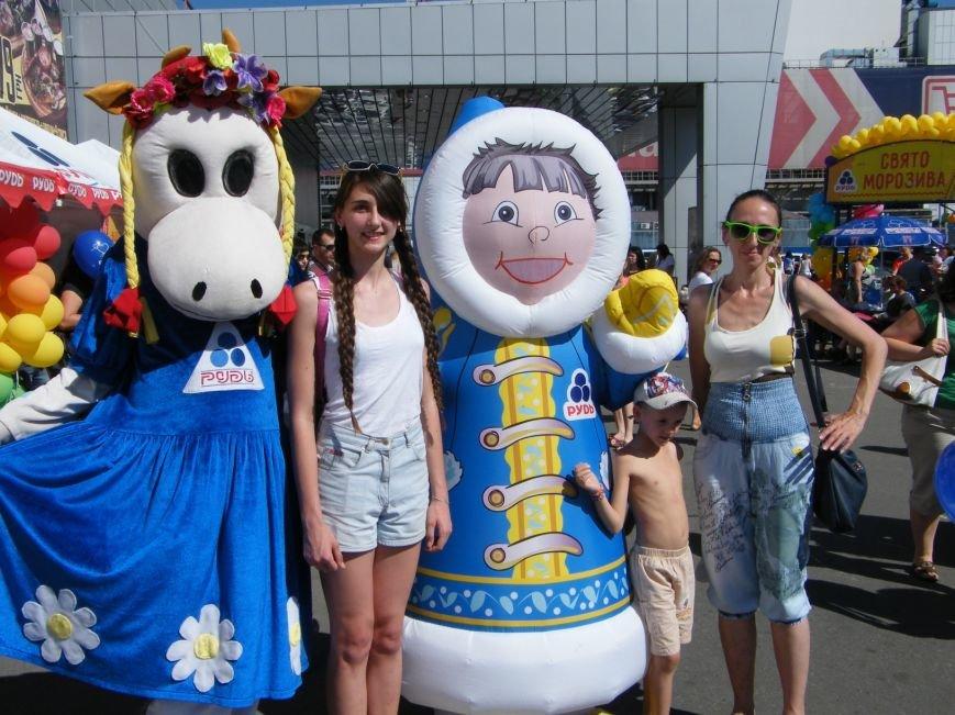 Харьковчане собрались на Празднике Мороженого, единства и радости от компании «Рудь» (фото) - фото 4