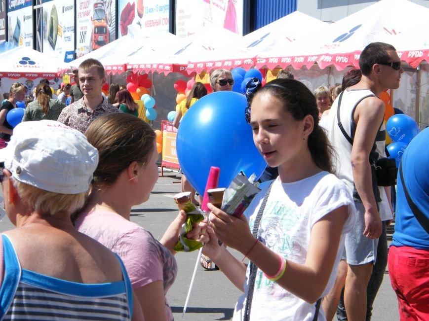 Харьковчане собрались на Празднике Мороженого, единства и радости от компании «Рудь» (фото) - фото 7
